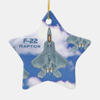 F-22猛禽 セラミックオーナメント