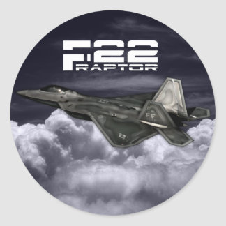 F-22猛禽 ラウンドシール