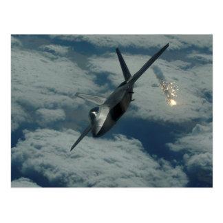 F-22 ポストカード