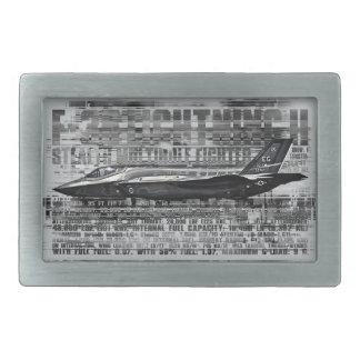 F-35稲妻II Rectのベルトの留め金 長方形ベルトバックル