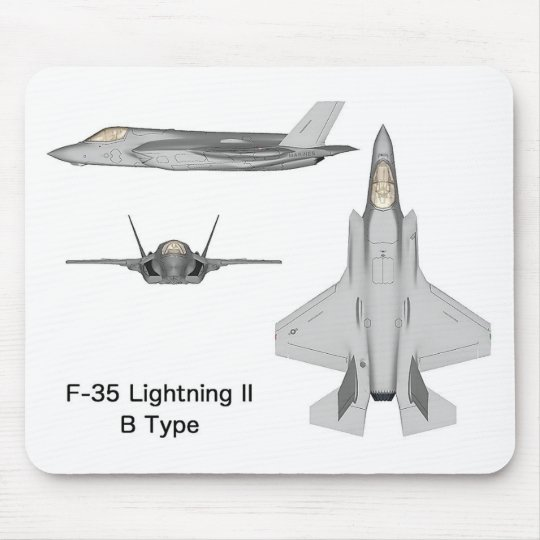 F-35 マウスパッド