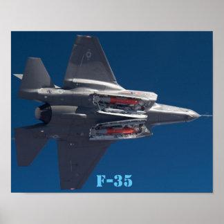 F-35 JSF ポスター