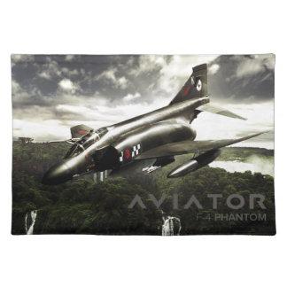 F-4幻影の戦闘機 ランチョンマット
