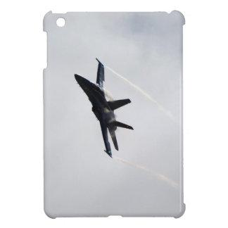 F/A-18のCF-18スズメバチの航空機の行為の写真のデザイン iPad MINIケース