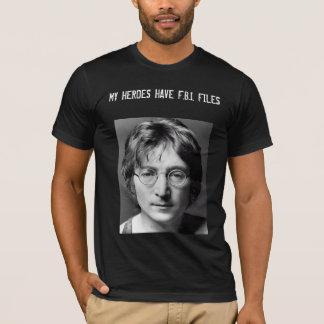 F.B.I. 英雄- Lennon Tシャツ