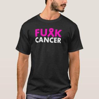 F*CKの蟹座のピンクのリボンのワイシャツ Tシャツ