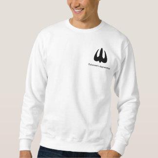 FAの前部及び背部軽いセーター スウェットシャツ