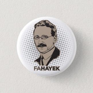 FA Hayekボタン 缶バッジ
