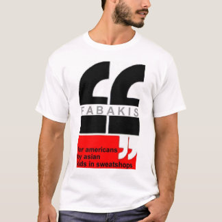 FABAKIS Tシャツ