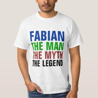 Fabian人、神話、伝説 Tシャツ