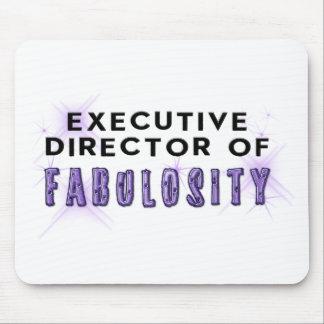 Fabulosityのディレクター マウスパッド
