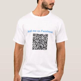 Facebookの友人 Tシャツ