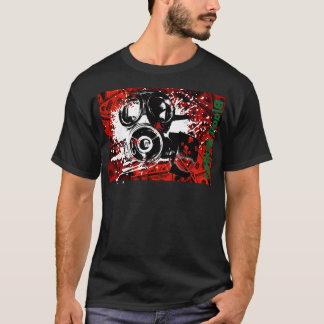 FACEPALMのブラッド・マネーの暗闇のワイシャツ Tシャツ