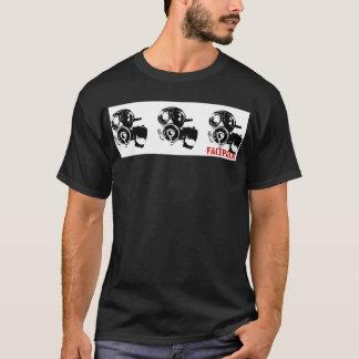 FACEPALMのワイシャツの元の芸術のデザイン Tシャツ