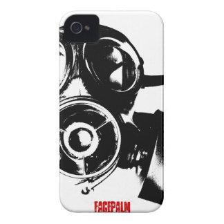 Facepalmの元の芸術のデザインのIPodの箱 iPhone 4 カバー