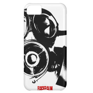 Facepalmの元の芸術のデザインのIPodの箱 iPhone 5C ケース