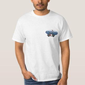 Facepalm (背部) tシャツ