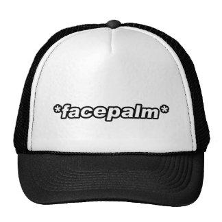 FacePalm 11 トラッカーハット