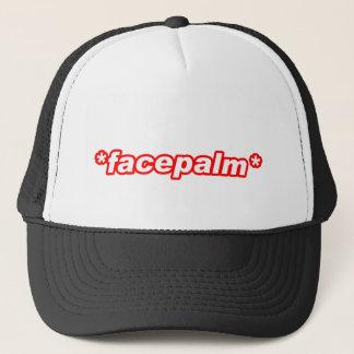 FacePalm 12 キャップ