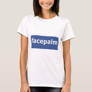 Facepalm Tシャツ