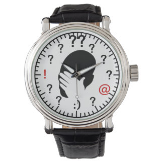 Facepalm WTFの熱狂するな腕時計 腕時計