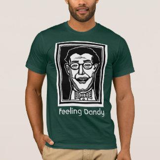 FacePrints著感じのダンディなティー Tシャツ