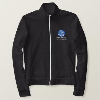 FAHAのスポーツジャケット 刺繍入りジャケット