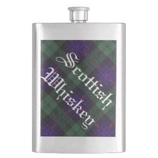 Fairbairnの一族の格子縞のスコットランドのキルトのタータンチェック フラスク