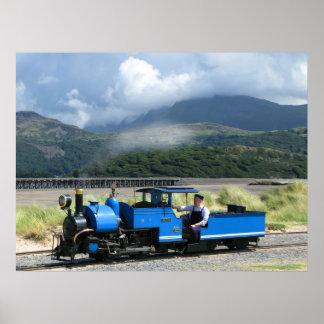 Fairbourneの鉄道 ポスター