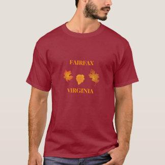 Fairfaxヴァージニア Tシャツ