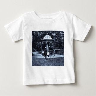 Fairmount公園のヴィンテージPhilly ca. 1900-1910年 ベビーTシャツ