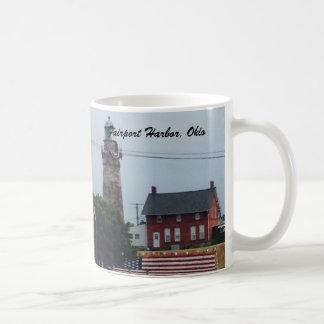 Fairport港、7月の写真のマグのオハイオ州第4 コーヒーマグカップ