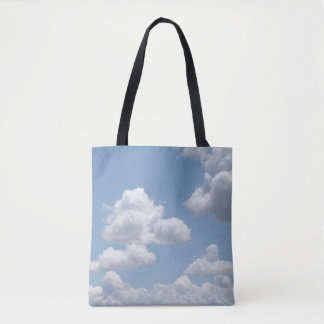 Fairy Tale Clouds トートバッグ