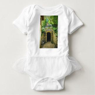 Fairylandの洞窟の自然の写真撮影 ベビーボディスーツ
