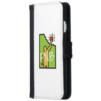 Faithnbiznessのロゴ iPhone 6/6s ウォレットケース