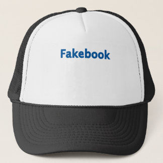 Fakebook キャップ