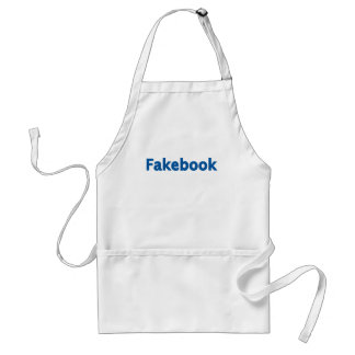 Fakebook スタンダードエプロン