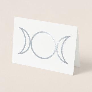 Fallnの女神の記号 箔カード