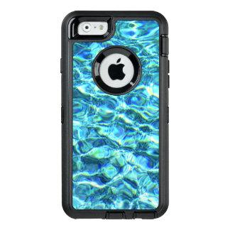Fallnの揺らめく水 オッターボックスディフェンダーiPhoneケース