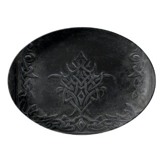 Fallnの暗い種族 磁器大皿