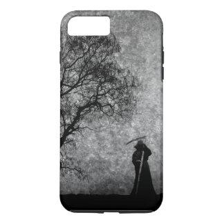 Fallnの死神のその間元の芸術の境界 iPhone 8 Plus/7 Plusケース