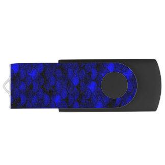 Fallnの濃紺の人魚のスケール USBフラッシュドライブ