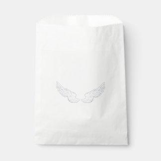 Fallnの白い天使の翼 フェイバーバッグ