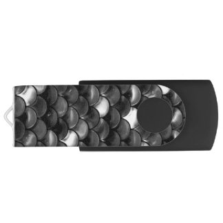Fallnの白黒スケール USBフラッシュドライブ