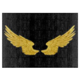 Fallnの金天使の翼 カッティングボード