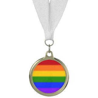 Fallnゲイプライドの旗 メダル