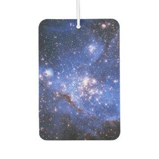 Falln青いEmbrionicの星 カーエアーフレッシュナー