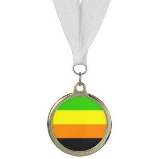 Falln Aromanticのプライドの旗 メダル