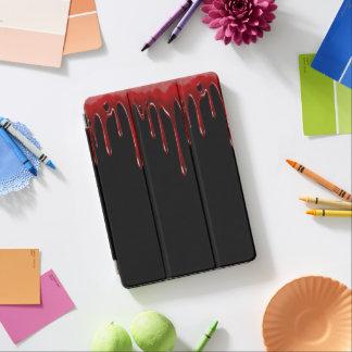 Falln Blood Drips Black iPad Proカバー