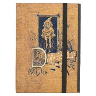 Falln Davyおよび小悪魔の本 iPad Airケース